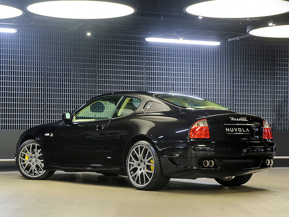 maserati gransport v8 cambiocorsa 2dr coupe nuvola london. Black Bedroom Furniture Sets. Home Design Ideas