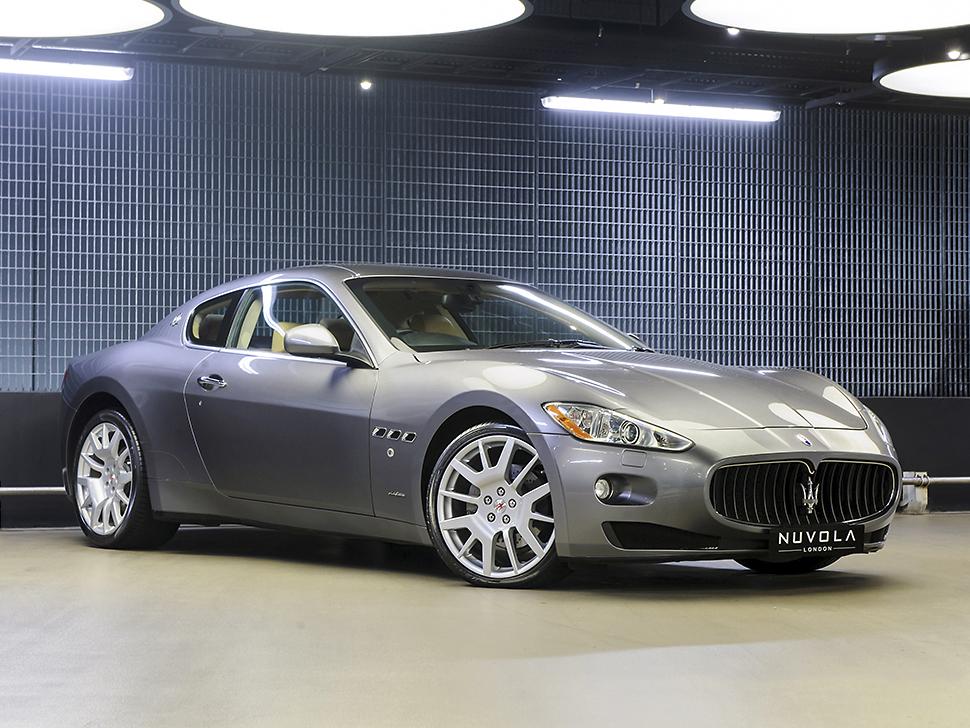 Maserati Granturismo V8 2dr Coupe Nuvola London