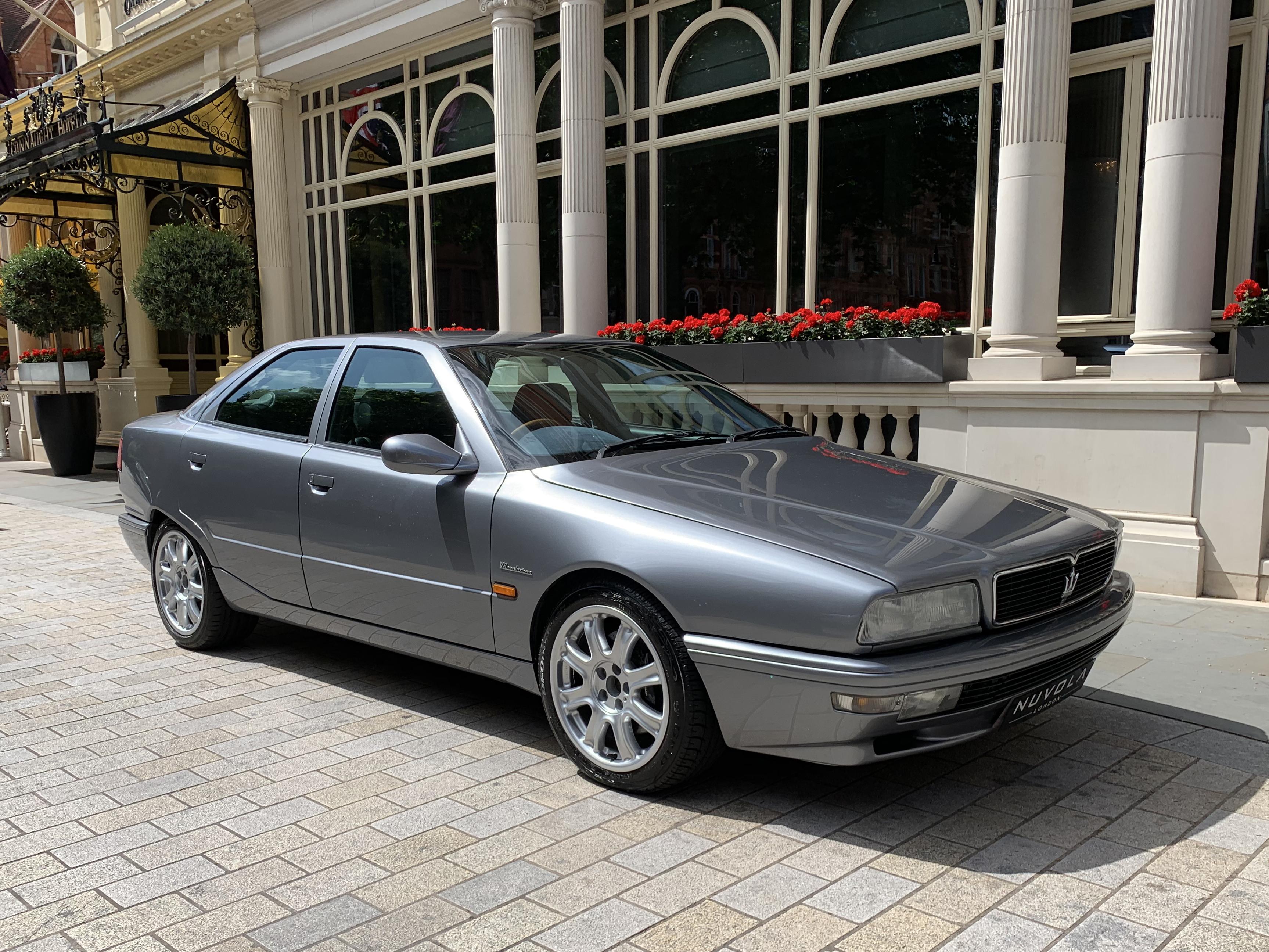 Maserati Quattroporte 3.2 V8 Evoluzione 4dr Saloon ...