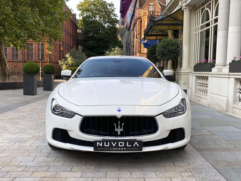 Maserati Ghibli Diesel 3.0 V6 Automatic 4dr Saloon ...