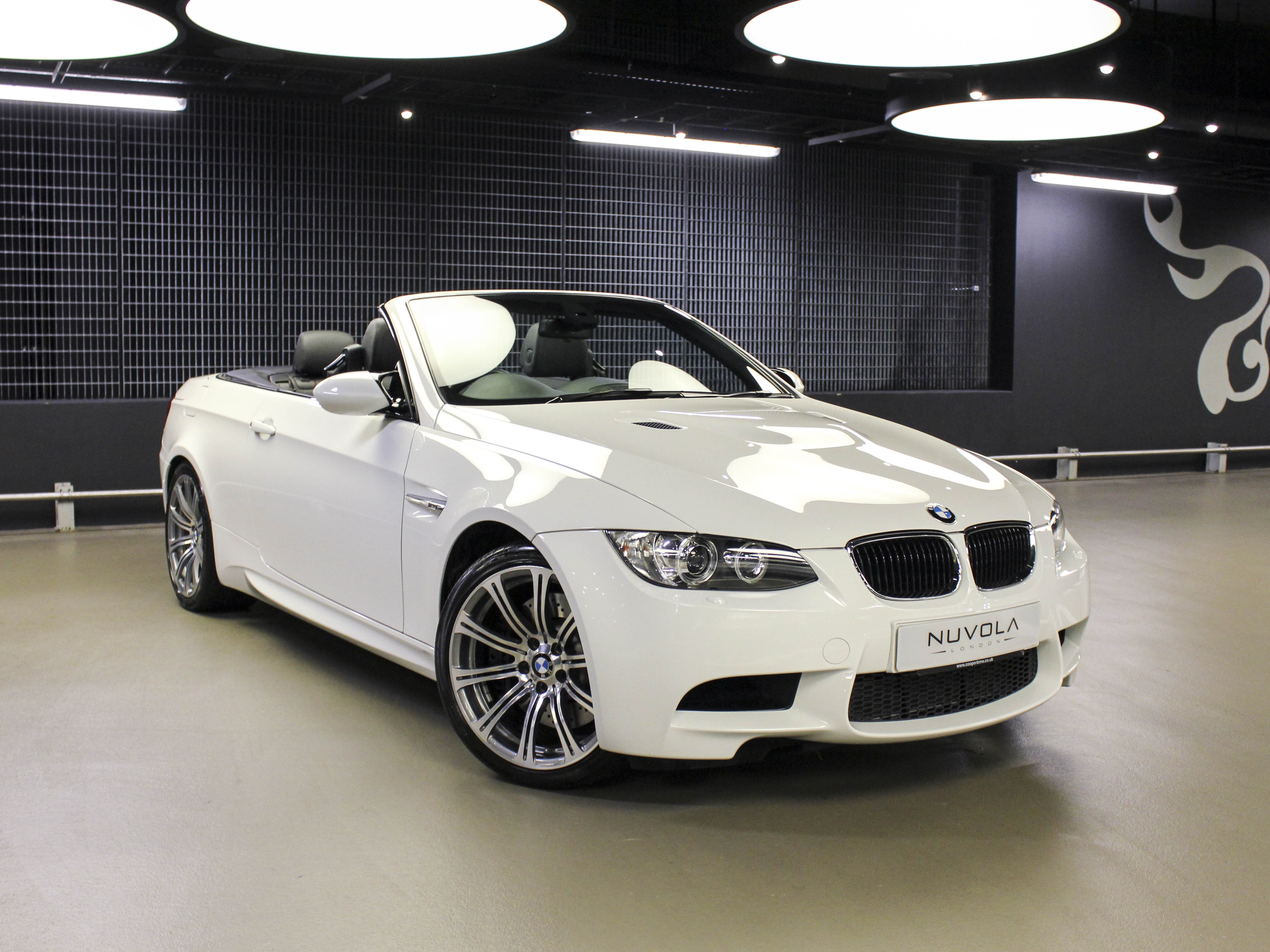 bmw m3 convertible 4 0 v8 dct 2dr convertible nuvola london. Black Bedroom Furniture Sets. Home Design Ideas