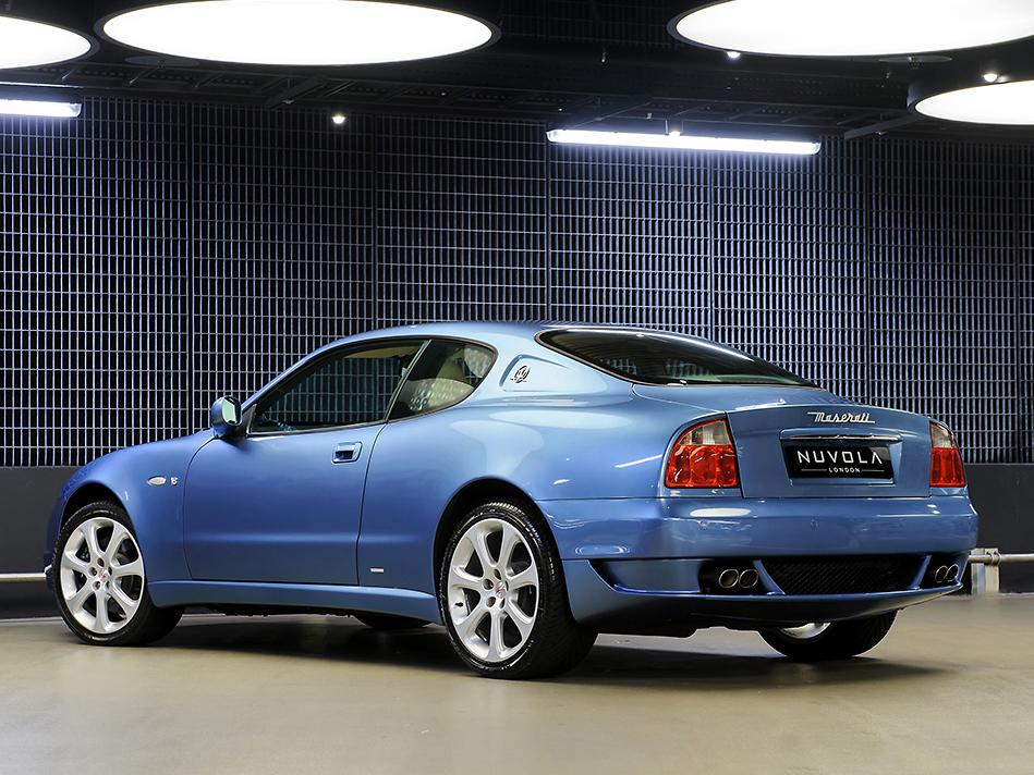 Maserati 4200 Coupe Cambiocorsa V8 2dr Coupe Nuvola London
